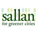 The Sallan Foundation for Greener Cities Logo